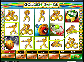онлайн аппарат Golden Games 4