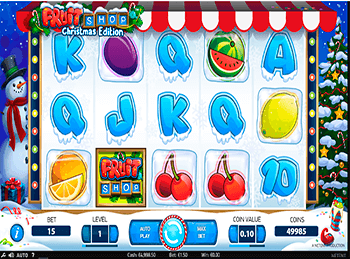 онлайн аппарат Fruit Shop 4