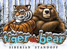 Автомат на деньги Тигр Против Медведя