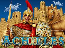 Азартный автомат Achilles в бесплатном игровом зале Вулкан