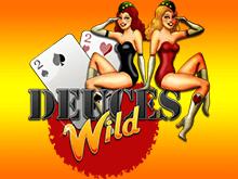 Игровой зал Вулкан: играть бесплатно в Deuces Wild