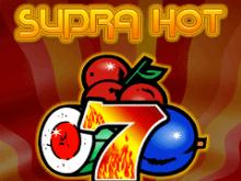 Игровой зал Вулкан: играть бесплатно в Supra Hot