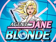 Азартный онлайн-аппарат Agent Jane Blonde от Microgaming